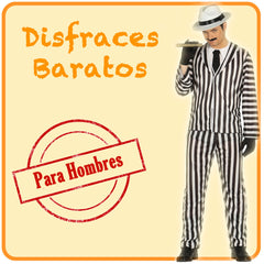 Disfraces baratos halloween