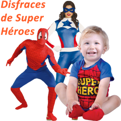 Disfraces de Superhéroes