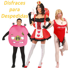 Disfraces de Despedidas