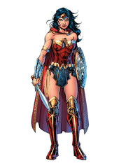 Aspecto actual de Wonder Woman