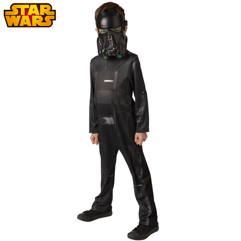 Disfraz Death Trooper Star Wars para niños