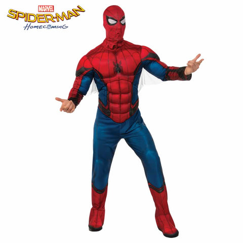 Disfraz Spiderman Homecoming hombre