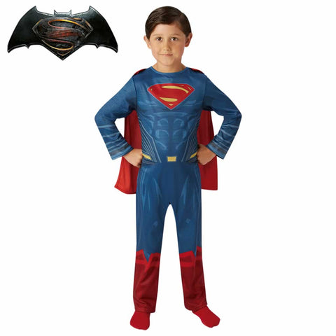 Disfraz Superman Justice league niño