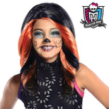 Peluca Skelita Calaveras Monster High