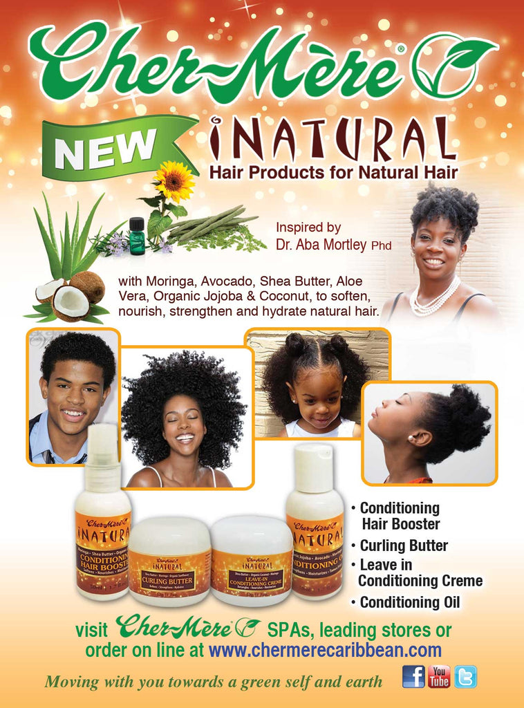 Why Moringa in Cher-Mère I-Natural Products for Natural Hair?