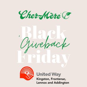 How Cher-Mère is adapting to Black Friday by donating meals in lieu of discounts.