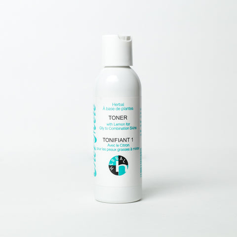 Toner 1 with Lemon - Cher-Mere Canada