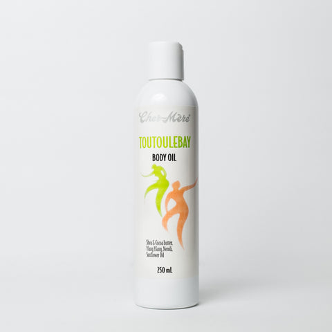 Toutoulbay Body Oil - Cher-Mere Canada