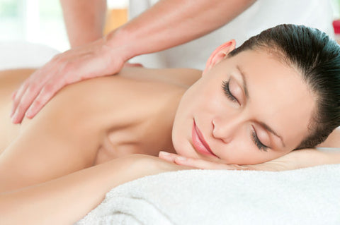 Back and Neck Massage - Cher-Mere Canada