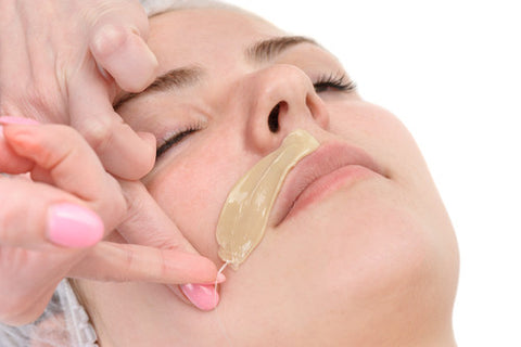 Upper and Lower Lip Waxing - Cher-Mere Canada