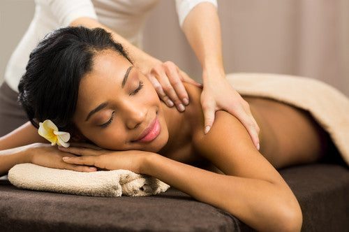 Deluxe Head to Toe Aromatherapy Massage
