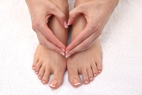French Pedicure - Cher-Mere Canada