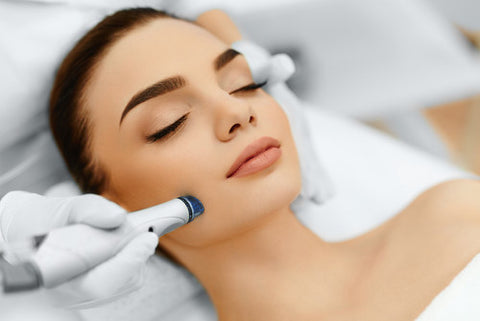 Microdermabrasion Facial - Cher-Mere Canada