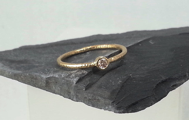 Design Your Own Ring in 14kt Yellow Gold - G.R. Werkheiser & Co.  - 1
