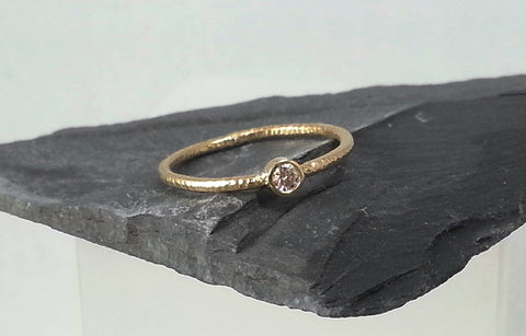 Design Your Own Ring in 14kt Rose Gold - G.R. Werkheiser & Co.  - 1