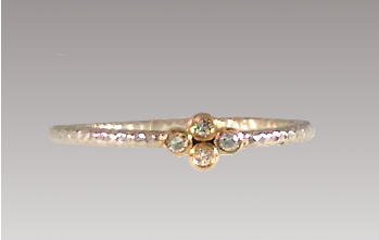Design Your Own Ring in 14kt Yellow Gold - G.R. Werkheiser & Co.  - 2