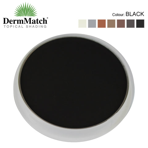 DermMatch BLACK Hair Loss Concealer (40g)