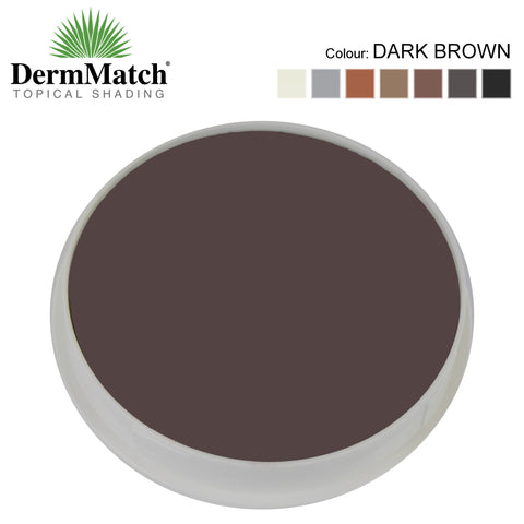 DermMatch DARK BROWN Hair Loss Concealer (40g)