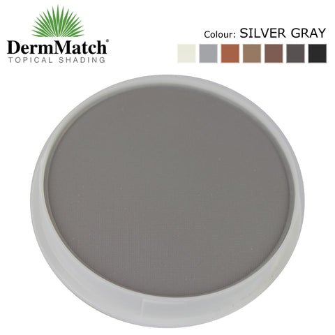 DermMatch SILVER GREY Hair Loss Concealer (40g)
