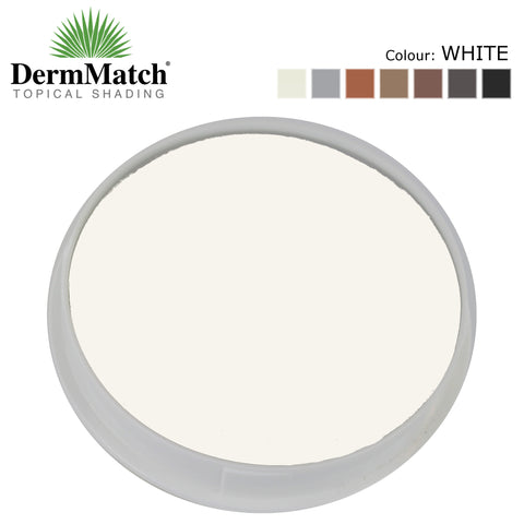 DermMatch WHITE Hair Loss Concealer (40g)