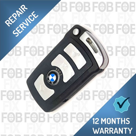 BMW 4 button key fob repair service