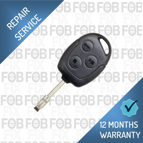 Ford 3 button key fob repair service