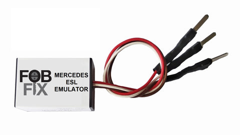 Mercedes Benz Electronic Steering Lock Emulator