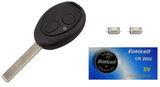 Land Rover 2 button key fob repair kit