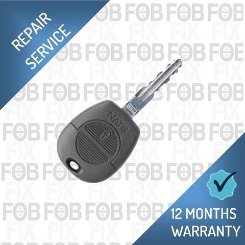 Nissan 2 button key fob repair service