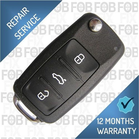 Seat 3 button key fob repair service