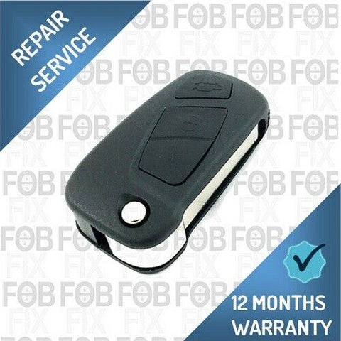 Ford KA 3 Button Key Fob Repair Service