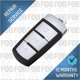Volkswagen Passat 3 button key fob repair service