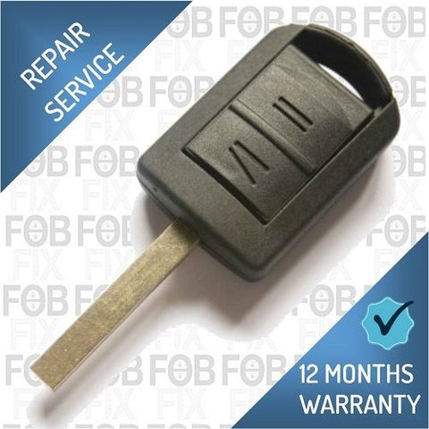 Vauxhall 2 Button key fob repair service