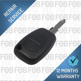 Vauxhall remote key fob repair service