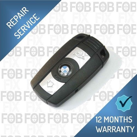 BMW 3,5,7 SERIES, X5, X3, Z4, E38, E39, E46 Remote Key Fob Repair Fix Service