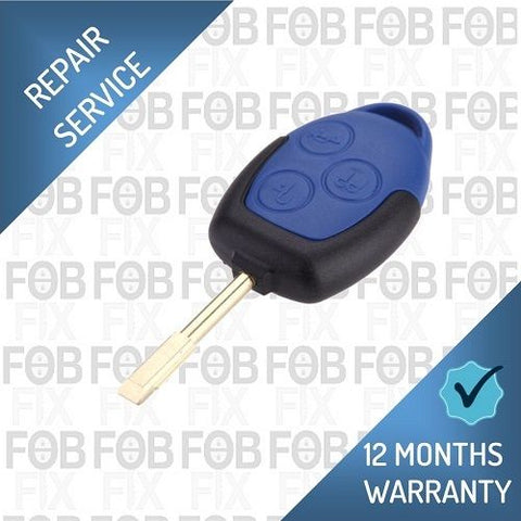 Ford Transit Mk7 Blue Key Fob Repair Service