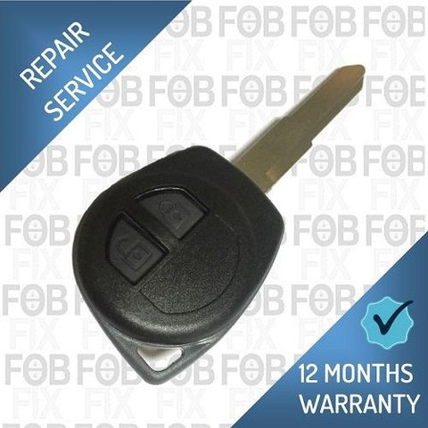 Suzuki 2 button fob repair service