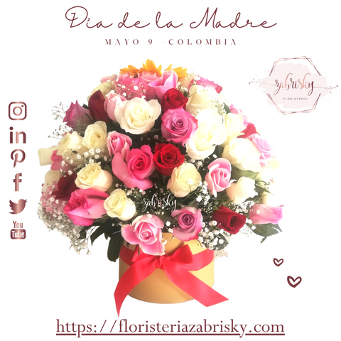 A beautiful bouquet never fails to bring joy and love - Florist in Pereira