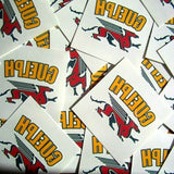 photo of Guelph Gryphon custom temporary tattoos, size 2 x 2