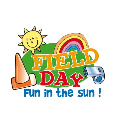 Fun in the Sun! Field Day temporary tattoos
