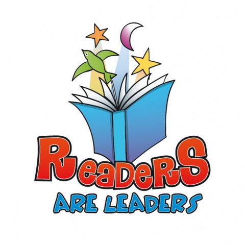 Readers Are Leaders Temporary Tattoo