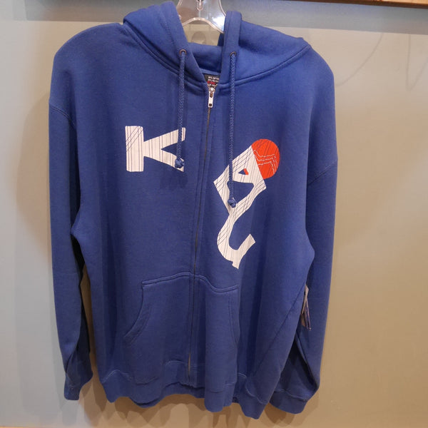 Kavu Hooded Zip Up