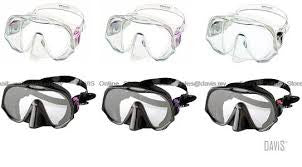 Atomic Frameless Dive Mask