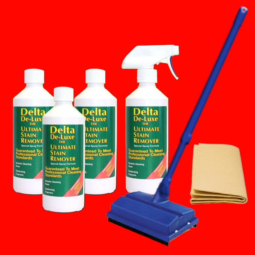 Universal Stain Remover Promotion Pack