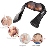 Shiatsu Neck Shoulder Massager & Relaxation Shawl