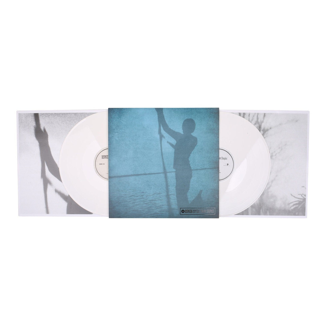 'Silent Steeples' White Vinyl // 20th Anniversary Pressing