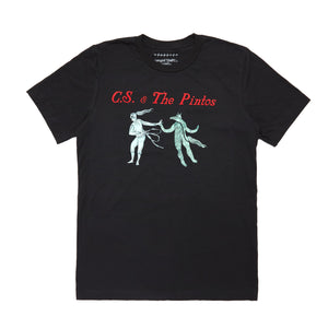 Chadwick Stokes & The Pintos 'Dancing Figures' Tee