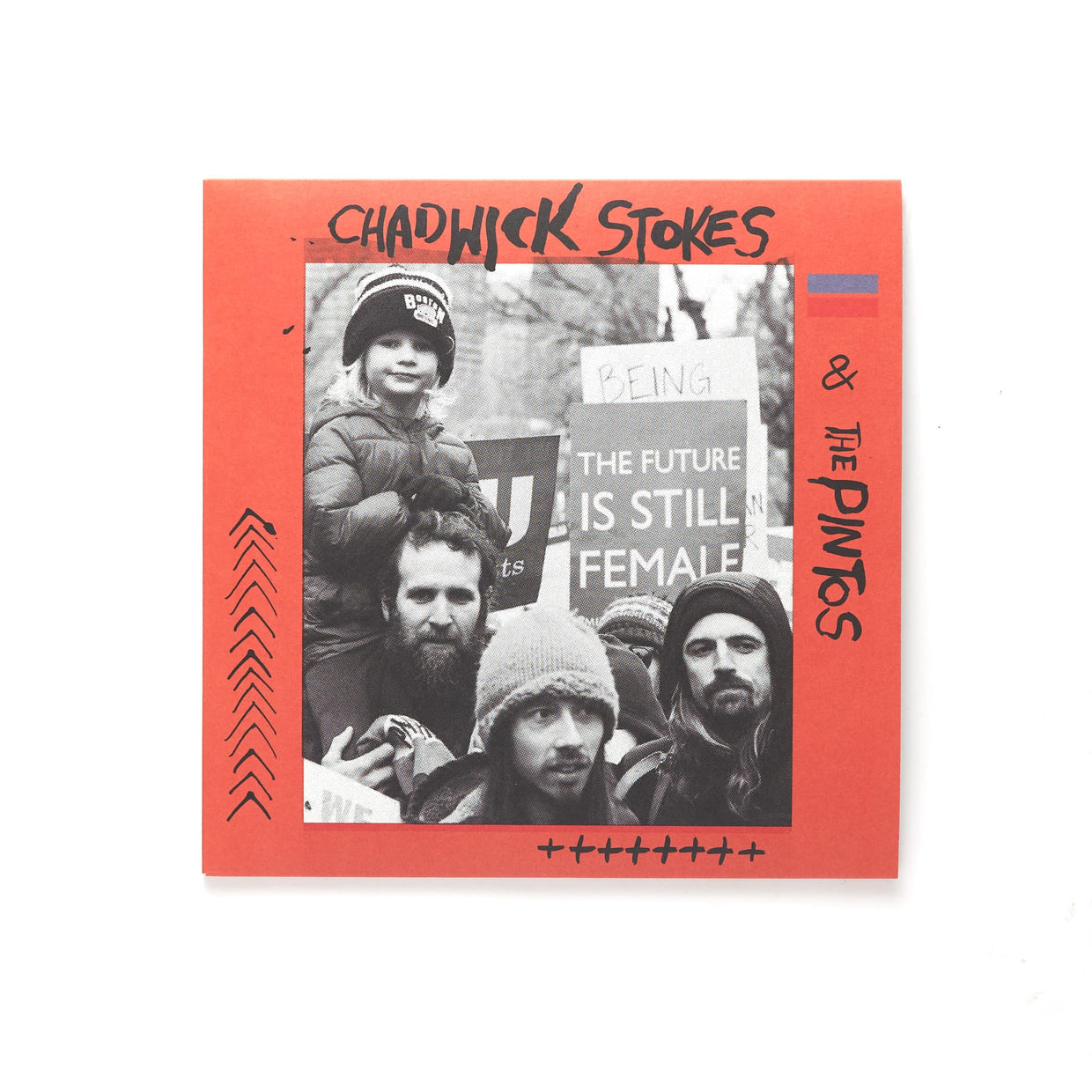 Chadwick Stokes & The Pintos 'Self-Titled' 12