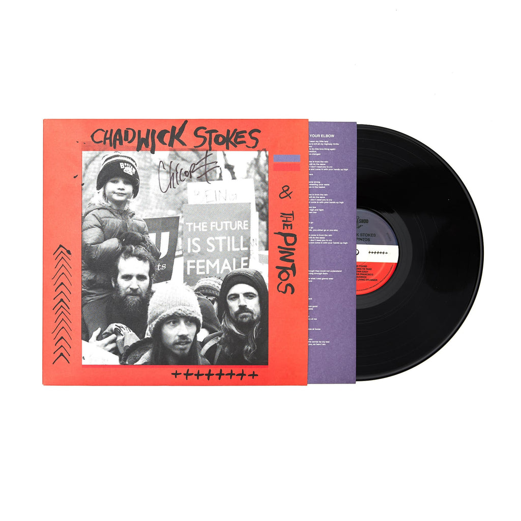 "Chadwick Stokes & The Pintos 'Self-Titled' 12"" Vinyl LP"