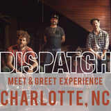 June 23 - Meet & Greet Experience - Charlotte, NC